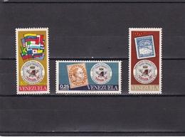 Venezuela Nº 817 Al 819 - Venezuela