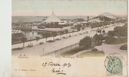 Cpa ( Italie ) Livorno , Eden Montagne Russe    1903 - Livorno