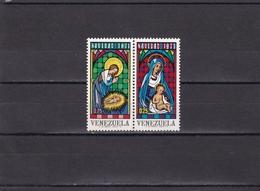 Venezuela Nº 837 Al 838 - Venezuela
