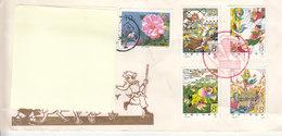 Jolie Lettre De Chine Pour La Suisse .  V/image - 1949 - ... République Populaire