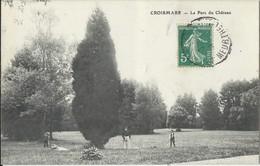 Croismare   Le Parc Du  Chateau - Francia
