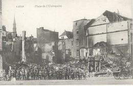 Liège, Place De L'Université,  Ongebruikt En Niet Gelopen - Liege
