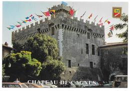 06 - CAGNES SUR MER - Le Château - Ed. Altari N° 5609 - Cagnes-sur-Mer