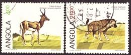 Angola  1984 - Mammals / Mamiferos - Angola