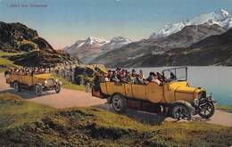 CPA 4851 Am Silsersee - GR Grisons