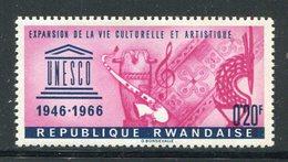 RWANDA- Y&T N°183- Neuf Sans Charnière ** - Rwanda