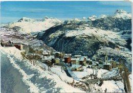 TORGNON M. 1489 (Valle D'Aosta) - Panorama - Italia