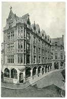 BOURNEMOUTH : PARR'S BANK & DIGBY INSTITUTE, BECKFORD PLACE, POST OFFICE ROAD - Bournemouth (until 1972)