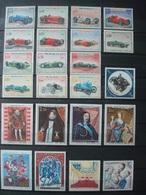 MONACO 3 SCANS MNH** - Collections, Lots & Séries