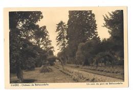 RIVIERE (62) Chateau De Bellocordelle Coin Du Parc - Autres Communes