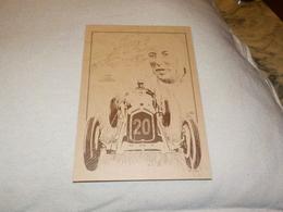 VAINQUEUR GRAND PRIX DE MONACO G.MOLL SUR ALFA ROMEO 1934 - Grand Prix / F1