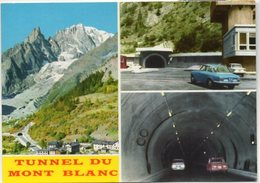 COURMAYEUR - Tunnel Du Mont Blanc - Vedute - Italia