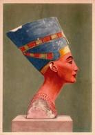 POSTAL ANTIGUA DE EGIPTO. QUEEN NEFERTITI 1380 B.C. Nº230. (1017). - Historia