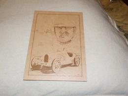 VAINQUEUR GRAND PRIX DE MONACO L. CHIRON SUR BUGATTI 51 1951 - Grand Prix / F1