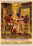 POSTAL ANTIGUA DE EGIPTO. KING TUTANKHAMUN'S TREASURES 1353 - 1344 B.C. Nº201. (1021). - Historia