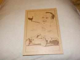VAINQUEUR GRAND PRIX DE MONACO M.TRINTIGNANT SUR COOPER CLIMAX T45  1958 - Grand Prix / F1