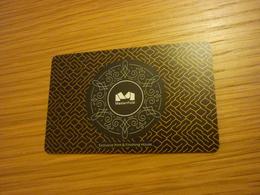 Greece MasterFold RFID Testing Hotel Key Card - Cartes D'hotel