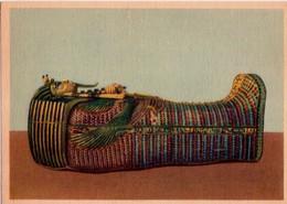 POSTAL ANTIGUA DE EGIPTO. KING TUTANKHAMUN'S TREASURES 1353 - 1344 B.C. Nº211. (1018). - Historia