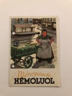 Publicité Pharmaceutique - Pharmacie - Hémoluol Ménopause - Publicités