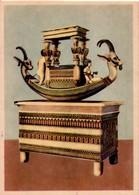 POSTAL ANTIGUA DE EGIPTO. KING TUTANKHAMUN'S TREASURES 1353 - 1344 B.C. Nº222. (1016). - Historia