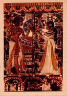 POSTAL ANTIGUA DE EGIPTO. KING TUTANKHAMUN'S TREASURES 1353 - 1344 B.C. Nº229. (1020). - Historia