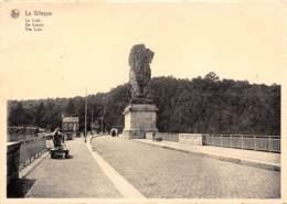 CPM - LA GILEPPE - Le Lion - Gileppe (Barrage)