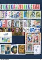 1990/99 ANNÉES COMPLÈTES LUXE ** (Faciale 340 €uro)  - (Manque 2824-2873-3008/09-3100/3101) - Frankreich