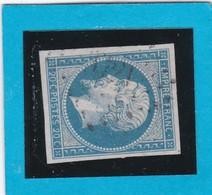N° 14A    PC  3721   CONSTANTINE   Bureau Supplémentaire  - REF 14112 - 1853-1860 Napoléon III