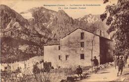Corse, Bocognano, La Caserne De Gendarmerie     (bon Etat) - Francia