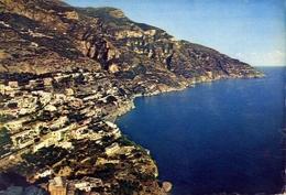Positano - Panorama - 129 - Formato Grande Viaggiata – E 15 - Napoli