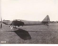 Photo Avion Dewoitine D33 1931 - Aviation