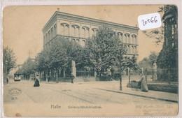 CPA -20066-Allemagne - Halle - Universitätsbibliothek ( Déchirure-2scans ) -Envoi Gratuit - Halle (Saale)