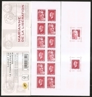 2015 Carnet Gommé BC 1522 - LIBERATION  Neuf - LUXE ** NON Plié - Postzegelboekjes