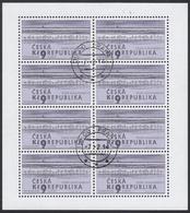 CZECH  REP.  Michel  289  MINI SHEET Very Fine Used - Repubblica Ceca