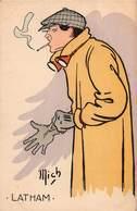CPA Illustrée - LATHAM - Mich - Mich