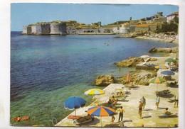 DUBROVNIK, Croatia, 1972 Used Postcard [23818] - Croatia