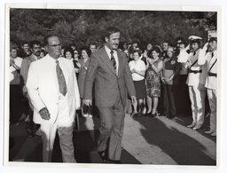 1970? TITO AND ASAD, SYRIA, ON BRIONI ISLAND, CROATIA, YUGOSLAVIA, PHOTOGRAPH - Foto
