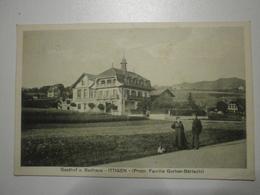 Suisse. Ittigen, Gasthof Z. Badhaus (8445) - BE Berne