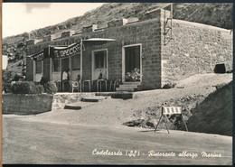 °°° 17963 - CASTELSARDO - RISTORANTE ALBERGO MARINA (SS) °°° - Andere Steden
