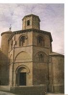 Postal 050088 : Torres Del Rio (Navarra). Iglesia Del Santo Sepulcro S. XII Exterior - Non Classificati