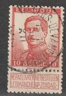 COB N° 118 Oblitération VILLERS DEVANT ORVAL - 1912 Pellens