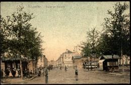 BRUXELLES : Porte De Ninove - Monuments, édifices