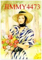 CPM - Une Elégante Bien Habillée Avec Un Beau Chapeau - N°2184/3 - Edit. ABEILLE CARTES  LYNA  Paris - Frauen
