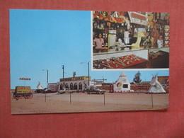 Arizona Meteor City Winslow AZ     Ref 3885 - Native Americans