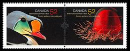 Canada (Scott No.2205a - Année Internationale Polaire / International Polar Year) [**] - Blocs-feuillets