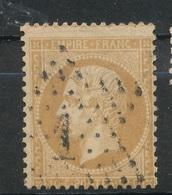 N°21 ETOILE DE PARIS - 1862 Napoleone III
