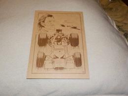 VAINQUEUR GRAND PRIX DE MONACO G.HILL SUR LOTUS COSWORTH 49 B 1969 - Grand Prix / F1