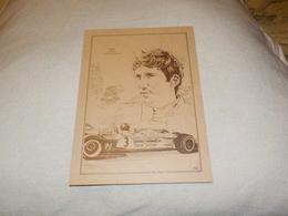 VAINQUEUR GRAND PRIX DE MONACO J.RINDT SUR LOTUS COSWORTH 49 C 1970 - Grand Prix / F1