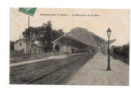 Castelsarrasin. La Marquise De La Gare. - Castelsarrasin