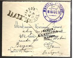 28174 - HOPITAL BRISSET - Storia Postale